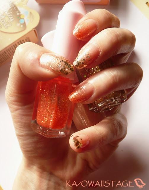 Etude House Juicy Cocktail Gradation Nails