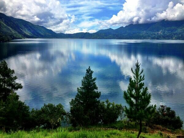 Danau Air Tawar Takengon Aceh Tengah, credit: (at)aMrazing
