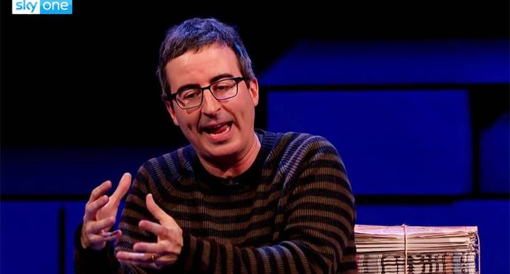 'I tried and failed': John Oliver explains how he botched his sexual assault interview with Dustin Hoffman