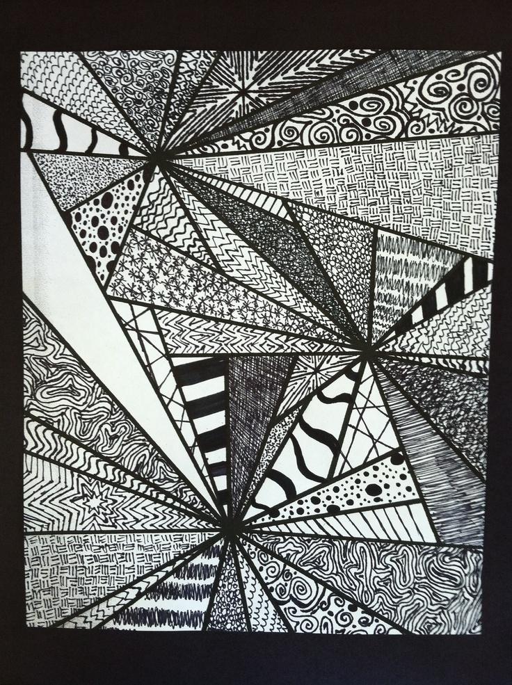 radial balance #1 | Principles of Design | Pinterest ...