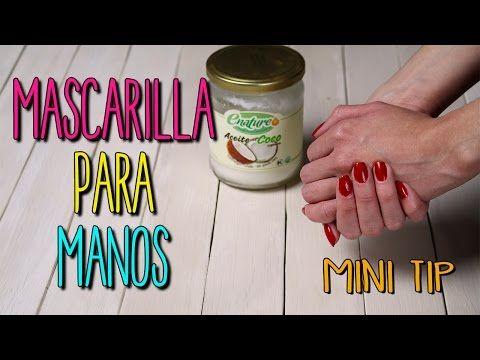 Como hacer aceite para cuticulas casero - Cuidado de uñas y manos - Mini Tip #24 - YouTube