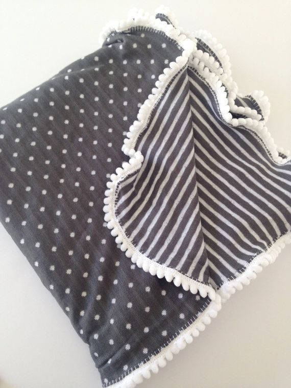 Hey, I found this really awesome Etsy listing at https://www.etsy.com/listing/225941872/baby-blanket-swaddle-blanket-grey-and