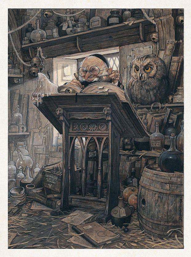 Hot Illustrations by Jean-Baptiste Monge