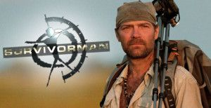 Due out spring 2015, a Survivorman Beer