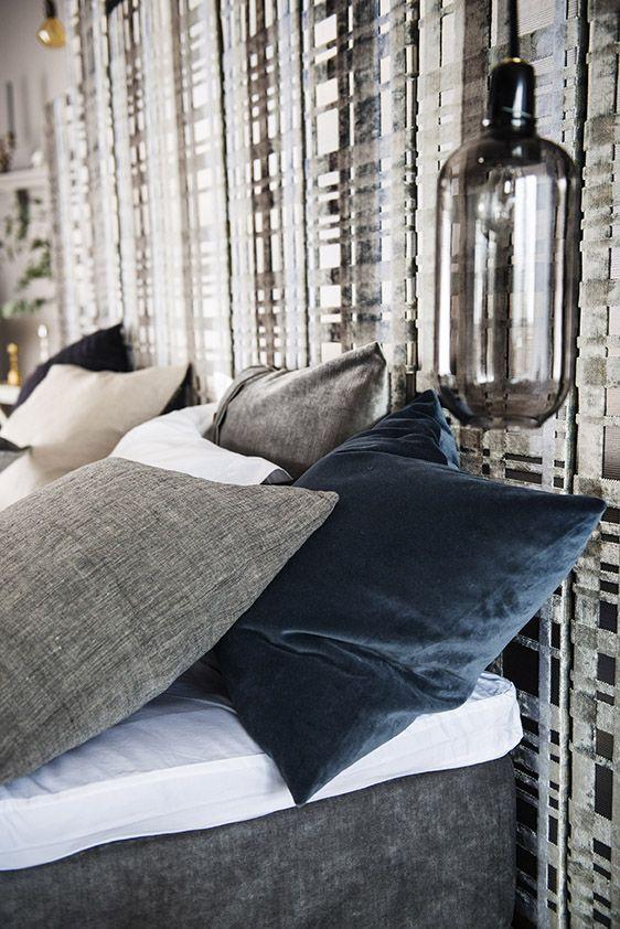 Design collaboration between Carpe Diem Beds of Sweden and Designers Guild. | PerPR