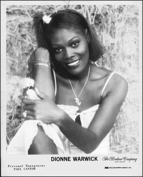 Dionne Warwick, 1970's