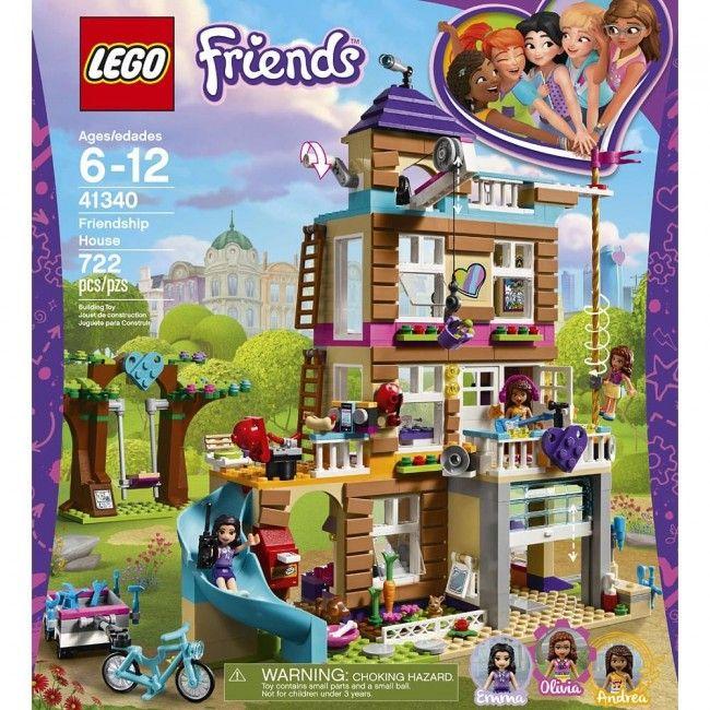 48 best jeux de construction pour enfants images on pinterest for kids building and construction - Jeux lego friends gratuit ...