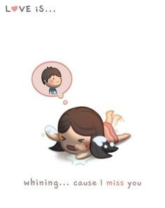 miss you {}