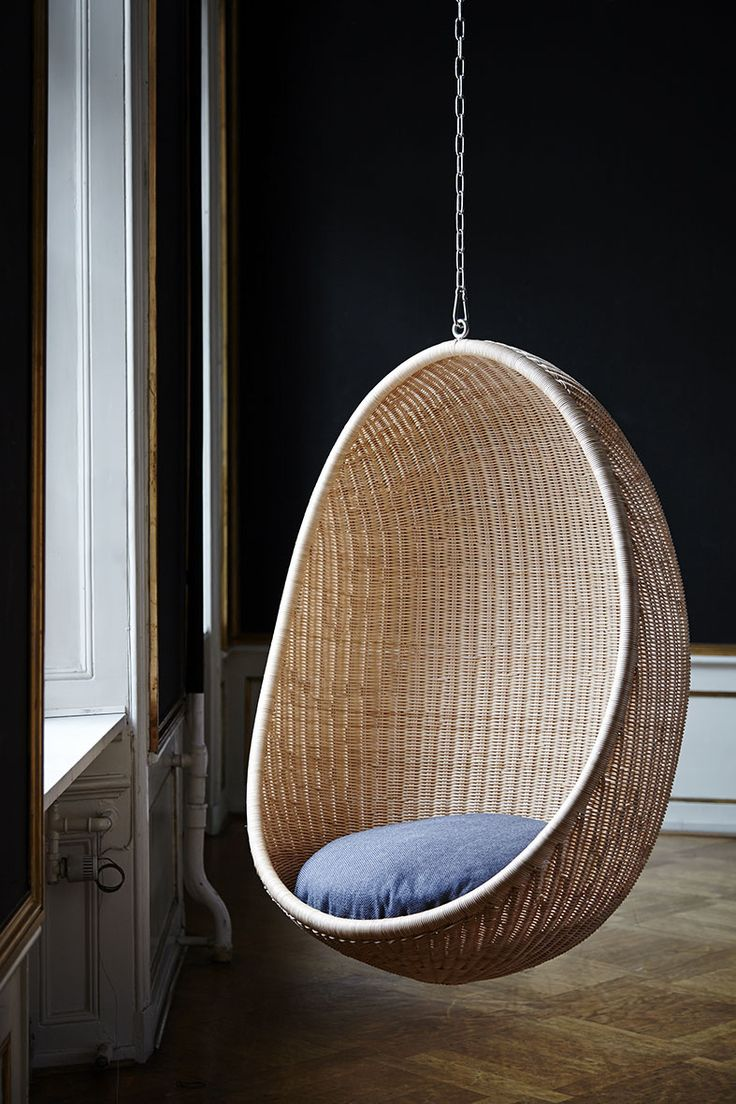 Nice The Hanging Egg Chair. Danish Design At Its Best Nice Ideas
