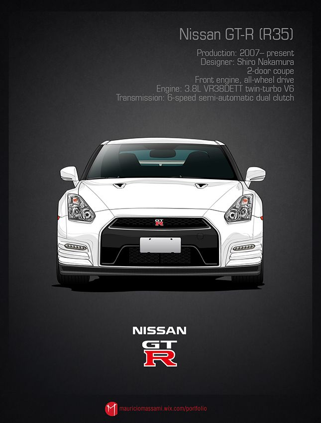 Nissan skyline evolution poster #5