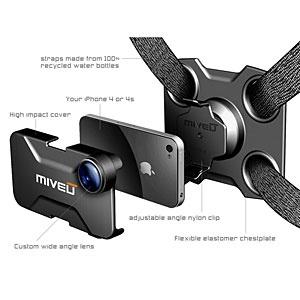 Miveu POV Camera System For iPhone