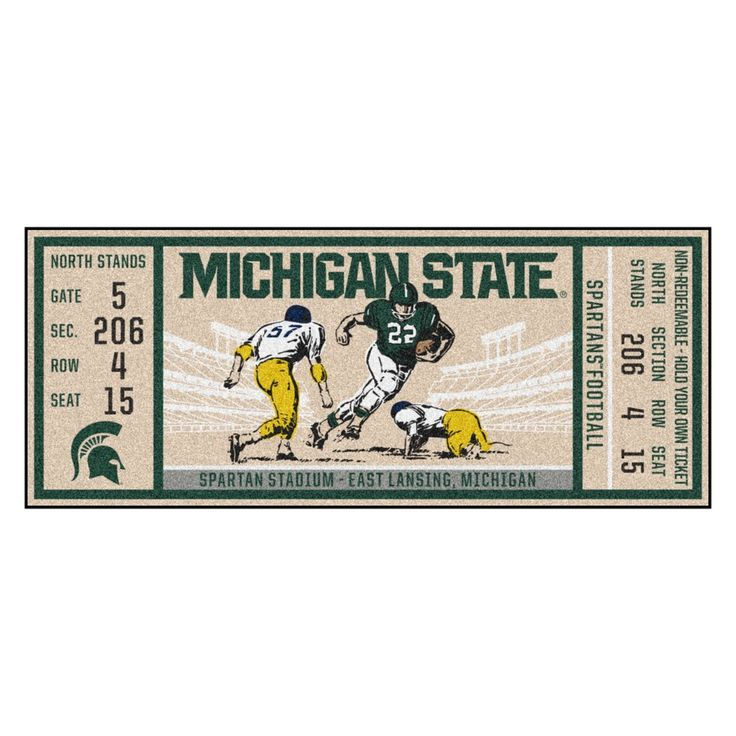 103 best Michigan State Spartans images on Pinterest   Produkte ...