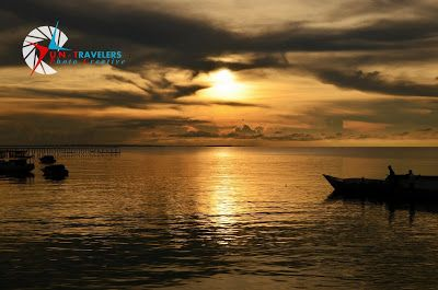 Sunset @ Derawan Island, East Borneo - Indonesia