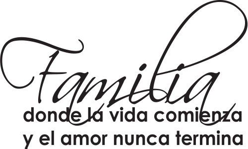 Spanish Wall Saying Quotes- Familia Donde La Vida Comienza Wall Quote-home & Art Wall Decor Global Sign Images Inc.,http://www.amazon.com/dp/B00K7FB0QG/ref=cm_sw_r_pi_dp_s1KCtb001MNGEM3W