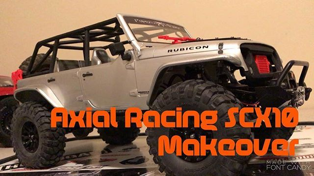 @knightcustoms sponsored @axialracing SCX10 Jeep Wrangler Rubicon makeover video #2 is up go check it out! Video link is up in my bio. . . Sponsored by:  @asiateeshobbies  @tboneracingrc  #KrawlZoneRC #rc4wd #axial #axialracing #axialadventures #axial #rc #rcscale #kingofthehammers #darkmtnphoto #offroad #offroadracing #4x4 #rockracer #crawler #atees #asiatees #asiateeshobbies #rcneverstops #Tbonearmy #teamTBR #rcarmor #sikrides #teamsrd #sikridesdesigns