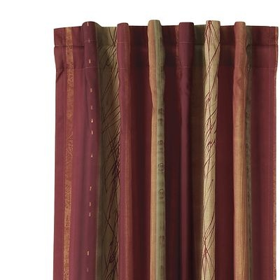 pier one african sunset curtains living