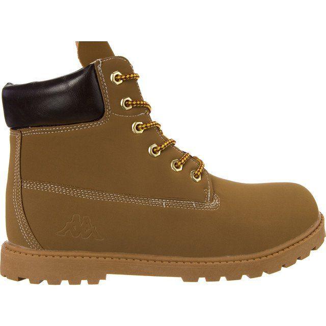 Trekkingowe Damskie Kappa Brazowe Kappa Kombo Mid Beige Brown Timberland Boots Boots Beige