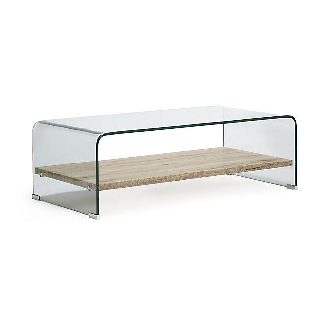 1000 id es sur le th me table basse en verre sur pinterest tables basses en - Table basse verre bois ...