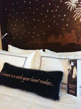 Disneyland Hotel Rooms in California | The mickey hands are great! - Picture of Disneyland Hotel, Anaheim ...