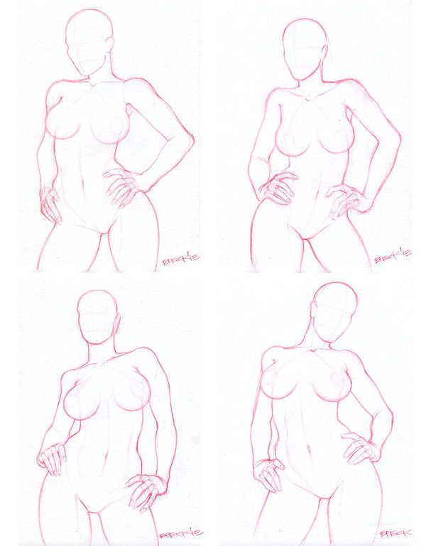 FA / hands on hips by bryanmatthewpeck