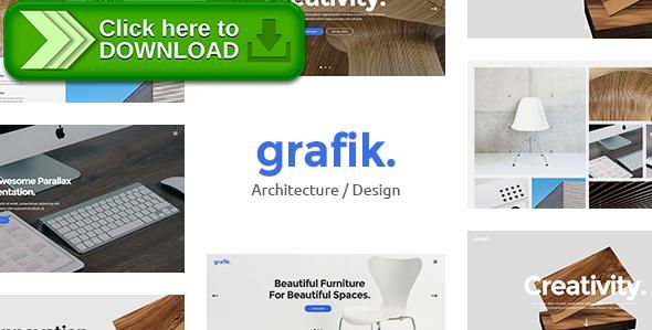 [ThemeForest]Free nulled download Grafik - Portfolio, Design and Architecture Theme from http://zippyfile.download/f.php?id=14036 Tags: agency, architecture, blog, business, clean, creative, design, freelance, modern, personal, portfolio, shop, showcase, studio