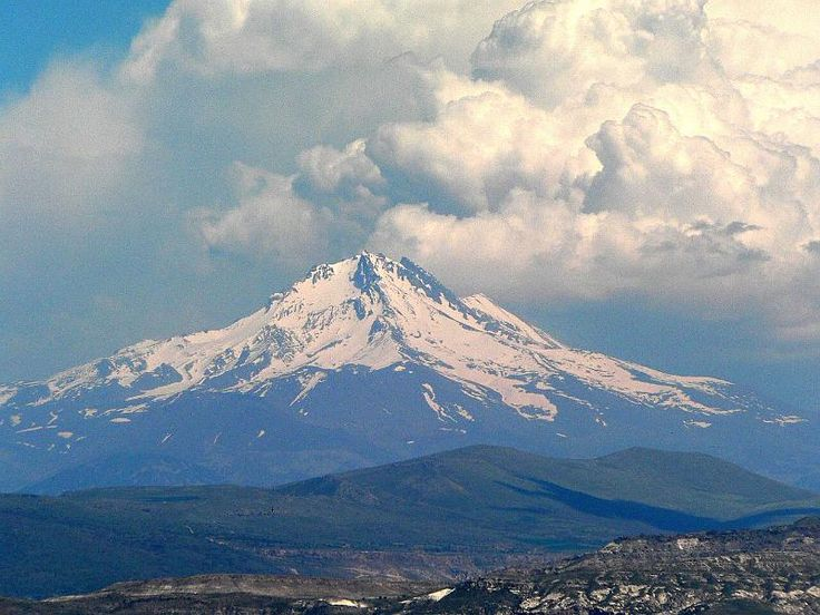 Mount Erciyes in Turkey