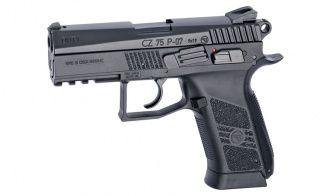 Retrouvez le cz 75 p-07 duty black 6mm sur atomik.fr