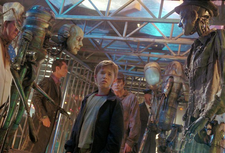 A.I. Artificiell intelligens (2001)