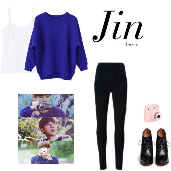 BTS u0026quot;Prologueu0026quot; Jin | BTS | Pinterest | BTS Kpop and Inspired outfits