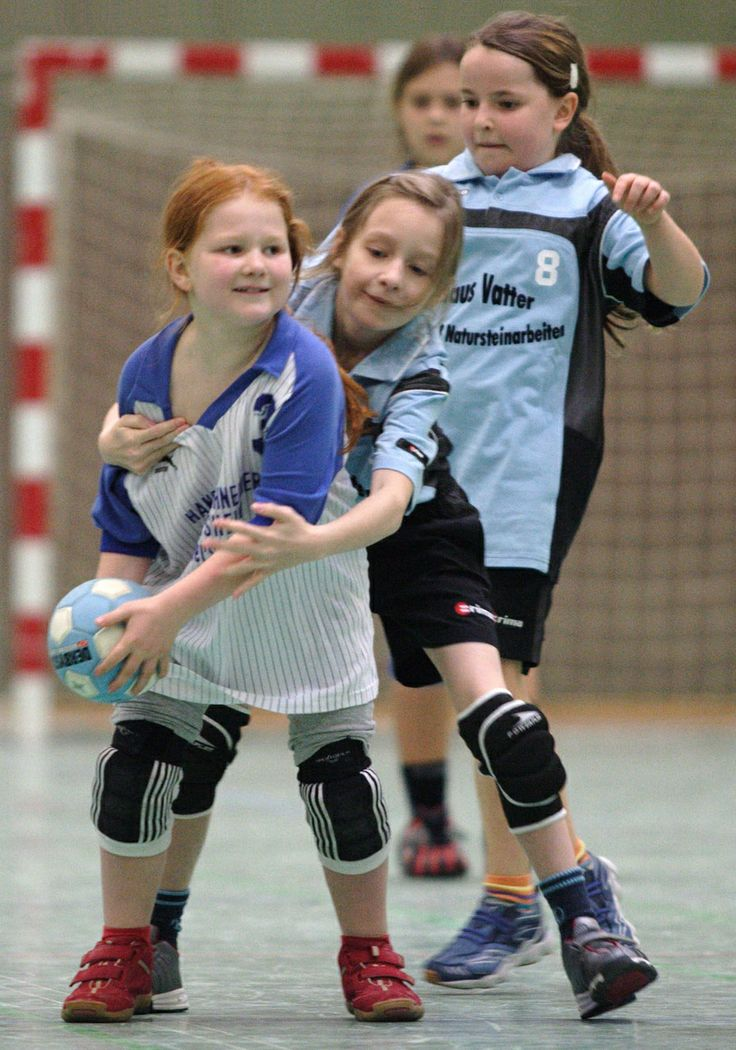 young talent for Handball...