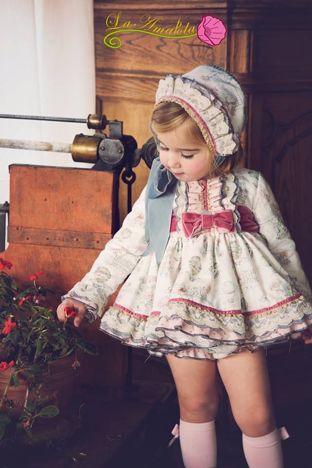 #Colección #Armonía, La Amapola #Moda #infantil #niño #niña Disponible en http://www.trendingross.com/marcas/moda-infantil-3/la-amapola.html