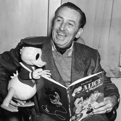 A Date to Remember:  Walt Disney (born December 5, 1901)