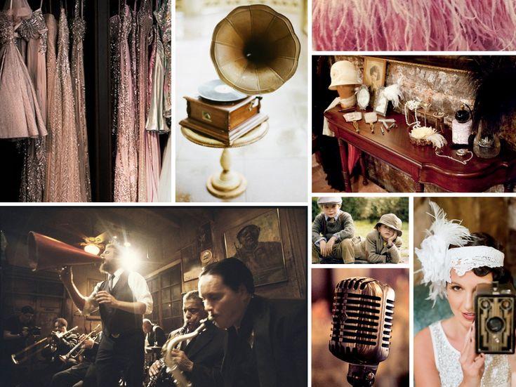 Roaring Twenties - Newest Wedding trends Kentucky