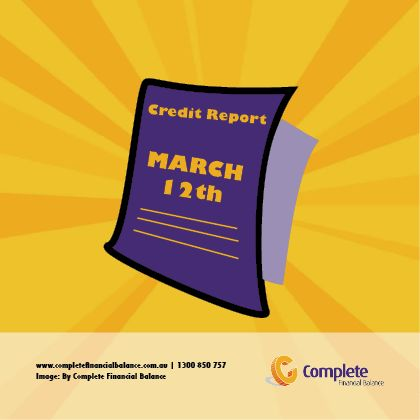 The Biggest Change to credit reporting has hit- March 12th!