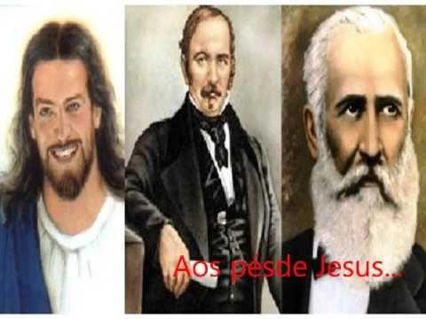 O Bom Velhinho _ Dr. Bezerra De Menezes PTBR _ Musica Espirita