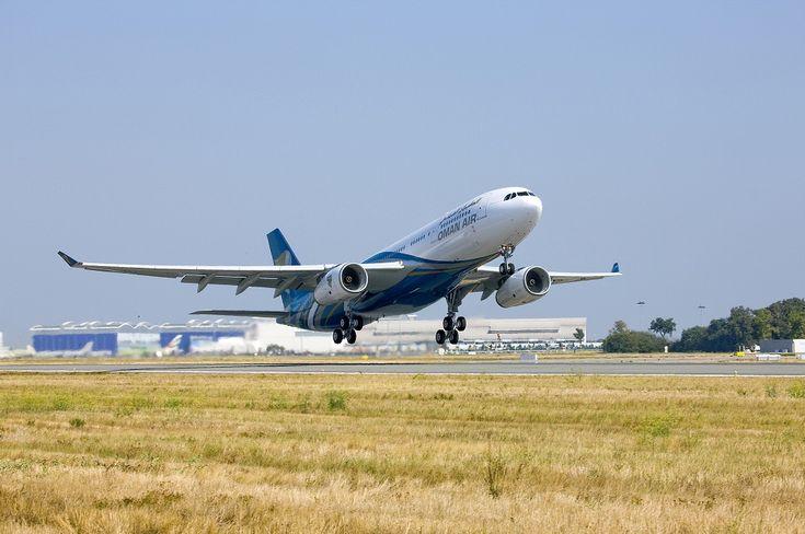 Oman Air Launches Non-stop Flights to Guangzhou, China.