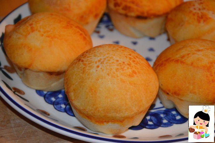 Pizza-muffin con Pasta Madre