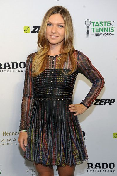 Simona Halep Photos - Taste of Tennis Week: Taste of Tennis Gala - Zimbio