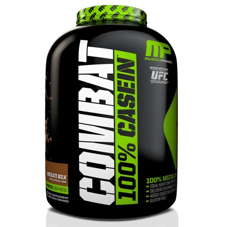 MusclePharm Combat Casein | MusclePharm - Official Trade Sports Nutrition Distributor | Tropicana Wholesale