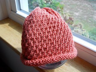 Free Knitting Pattern - Hats: Side Step Hat