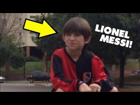 THE STORY OF LIONEL MESSI! - NEVER GIVE UP! | HD - YouTube