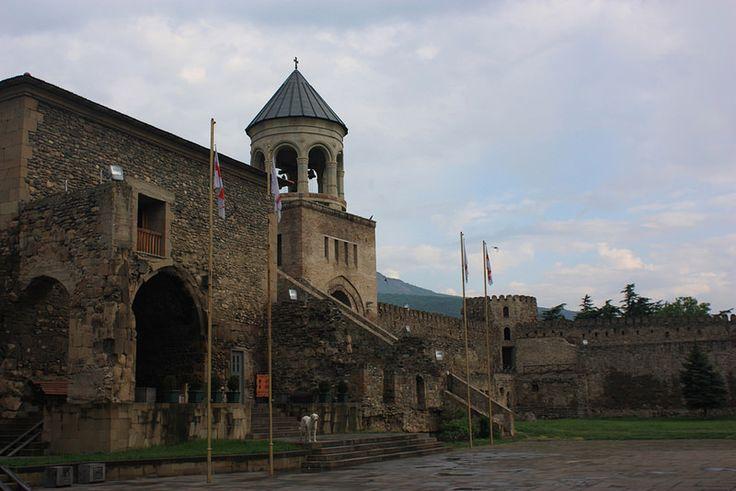 покатушки: Покатушки по Грузии. Мцхета - сердце грузинской цивилизации