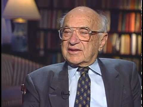 Milton Friedman Interview with Gary Becker (2003)