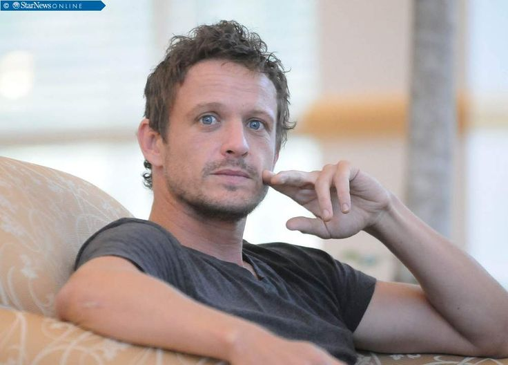 David Lyons - he's so damn cute!