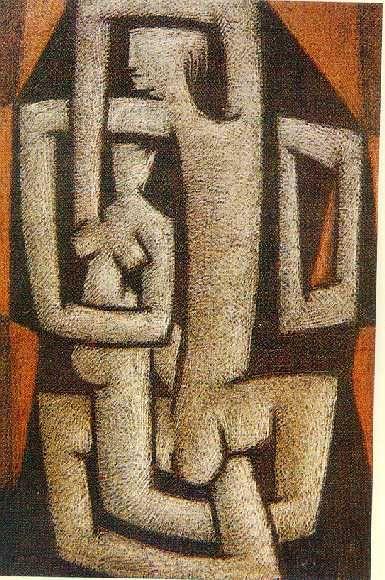 atist: Sadequain - #pakistan #art #modernart