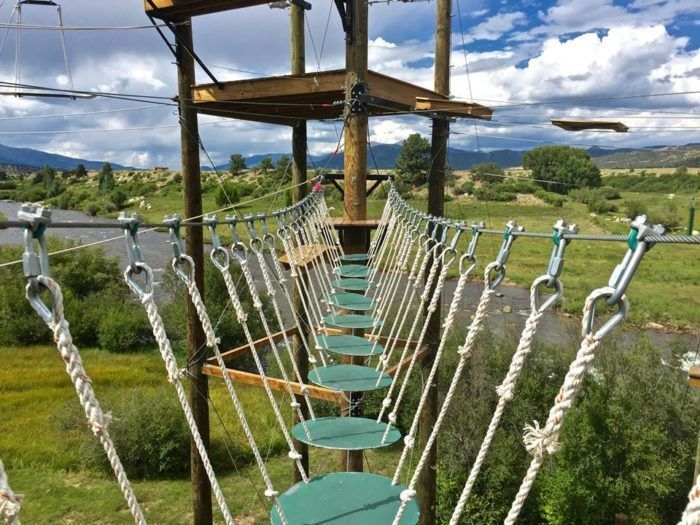 There's An Adventure Park Hiding In The Middle Of A Colorado Forest And You Need To Visit