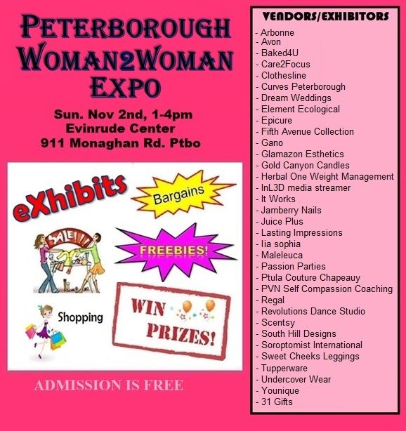 peterborough womans expo