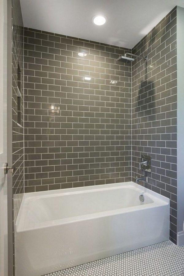 59 New Trend And Best Tile Bathroom Designs In 2020 Page 31 Of 59 Small Bathroom Decor Small Bathroom Remodel Bathrooms Remodel