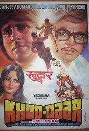 Khuddar 1982 Full Movie Online. Hari R. Srivastav lives a middle-class life in rural India with two step-brothers, Govind and Rajesh. Circumstances compel him to get married to Seema, who dislikes Govind and Rajesh. When ...