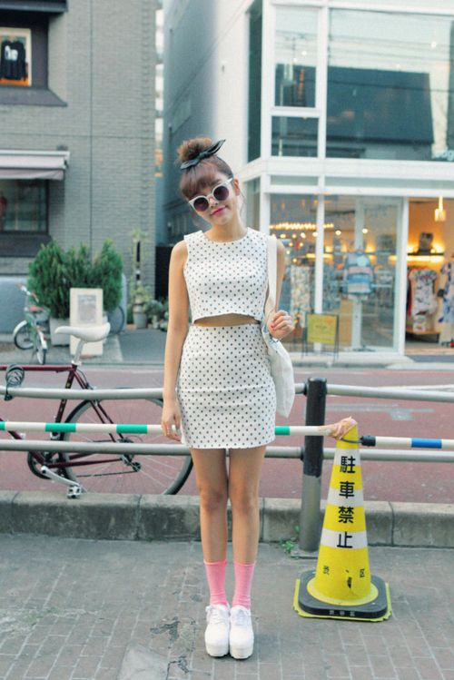 matchy-matchy #cute #koreanstreetstyle